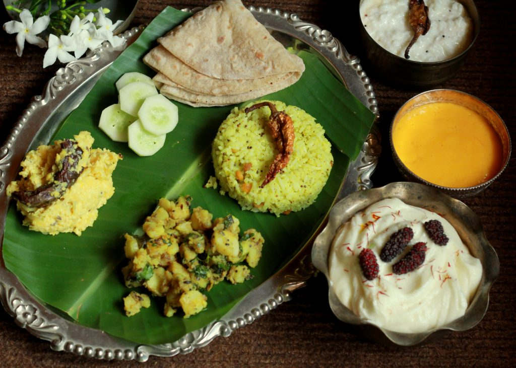 Gudi Padwa Menu ideas