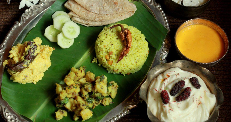 Gudi Padwa Food Menu
