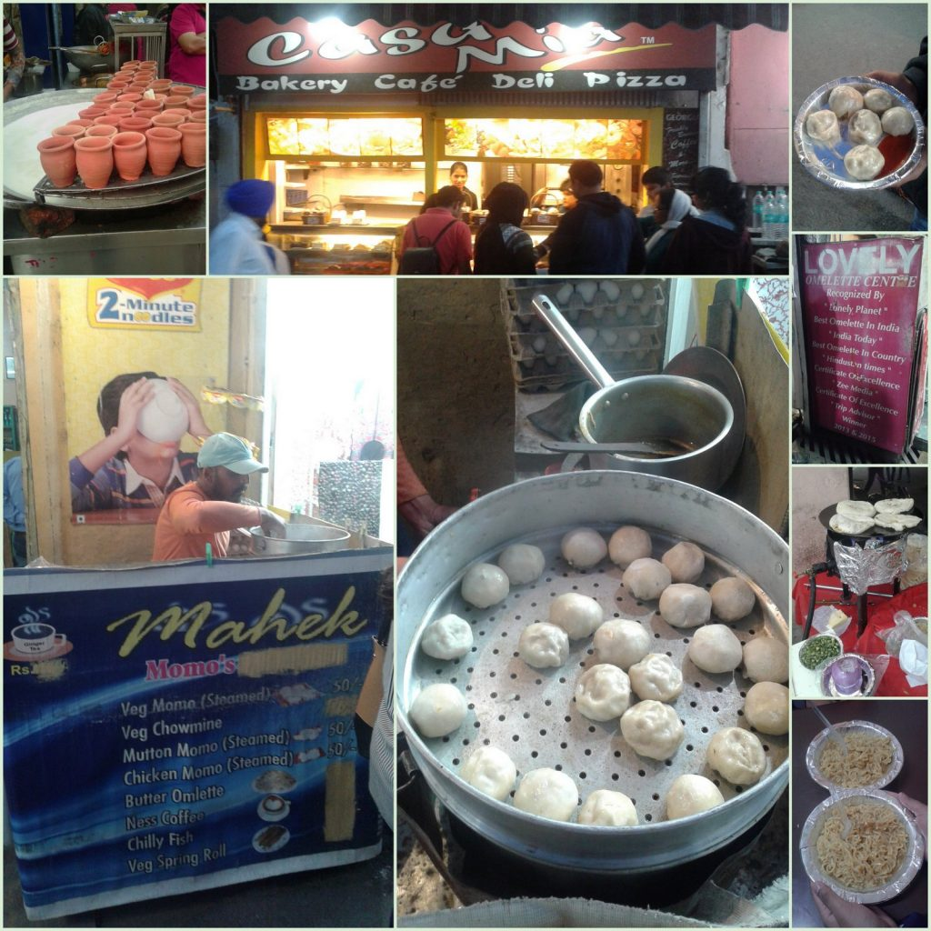 Mussoorie Mall road food walk